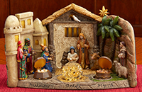 Panorama Nativity